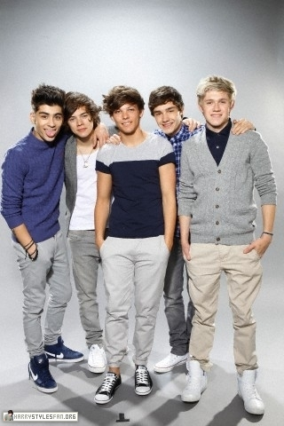 1D Saturday Night Live photoshoot outtakes!  - one-direction Photo