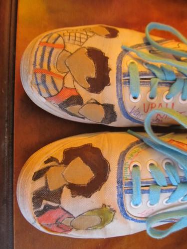 1D shoes