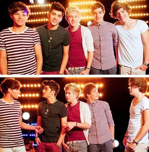 1D~ the only reason laugh ♥