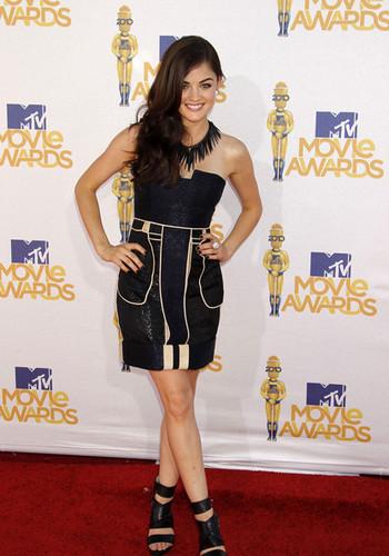2010 엠티비 Movie Awards