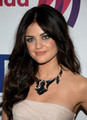 22nd Annual GLAAD Media Awards - lucy-hale photo