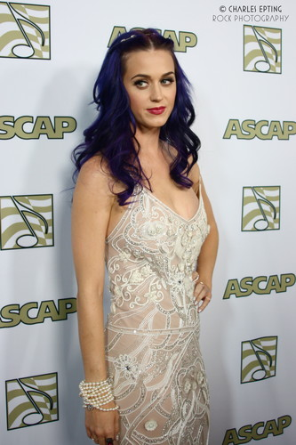 Katy Perry wallpaper possibly containing a portrait called 29th Annual ASCAP Pop Awards in Hollywood [18 April 2012]