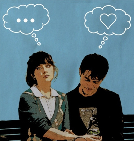 500 Days of Summer wallpaper containing a sign entitled 500 DOS
