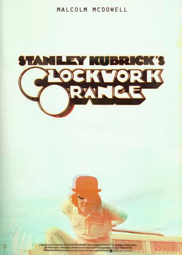 A Clockwork नारंगी, ऑरेंज