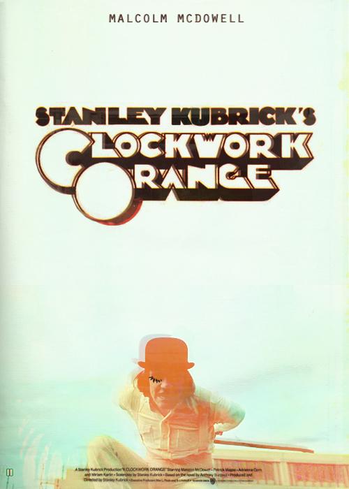A Clockwork оранжевый