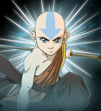 Aang - avatar-the-last-airbender Photo