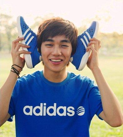 Yoo Seung Ho (유승호) Bilder Adidas NEO Label 2011 Hintergrundbild und