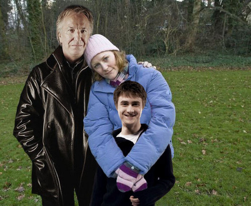 Alan, Dan and Geraldine