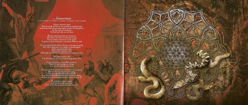 Album's Pages of CD Booklet