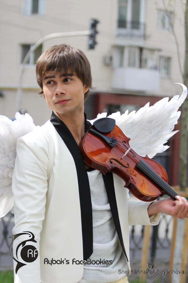 Alex, our angel! ^^