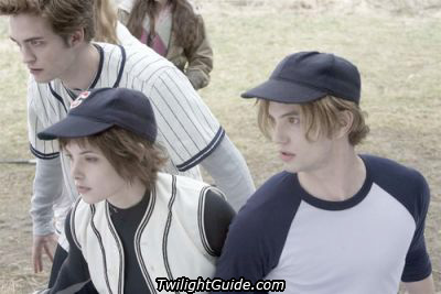 Alice and Jasper Baseball