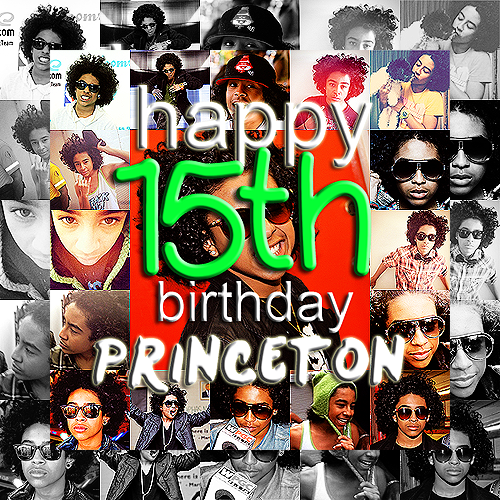 All Princeton's pictures & happy birthday babe!!!!!
