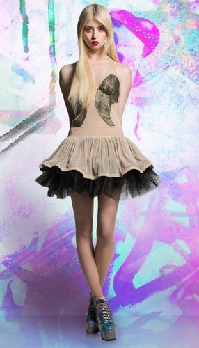 Allison Harvard for Richie Rich