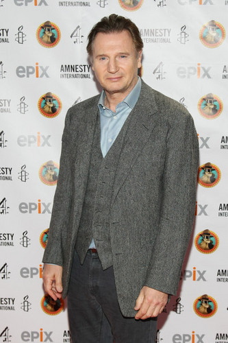 Liam Neeson images Amnesty International's Secret Policeman's Ball 2012  wallpaper and background photos