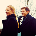 Anna and Joshua &lt;3 - anna-torv-and-joshua-jackson photo