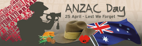 Anzac - anzac Fan Art