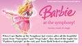 Arnie Roth's reaction to FF has to be admired - barbie-movies fan art