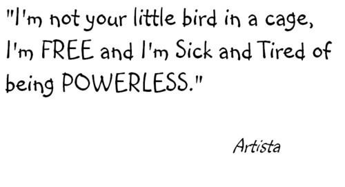 Artista's Quote