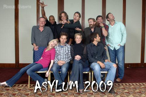 Asylum অতিপ্রাকৃতিক Event