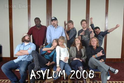 Asylum Supernatural Event