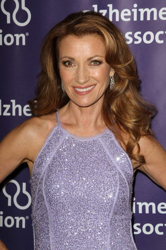 Attends the Alzheimer's Association's celebrity musical revue 2012