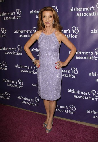 Attends the Alzheimer's Association's celebrity musical revue 2012 - jane-seymour Photo