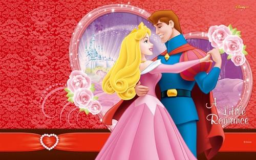 Princess Aurora achtergrond entitled Auroa & Philip