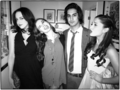 Avan and Ariana - avan-jogia-and-ariana-grande fan art