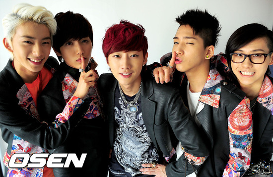 B1A4 images B1A4 wallpaper and background photos (30589685) B1a4 Names
