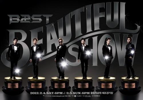 B2ST Beautiful Show