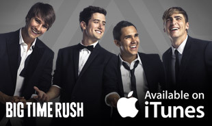 BTR Now on iTunes - big-time-rush Photo