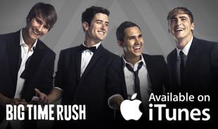 BTR Now on iTunes