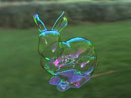BUNNY BUBBLE!!! :D