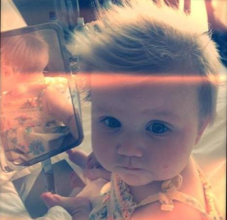 Baby Images Photos on Baby Lux Being Like Zayn   One Direction Photo  30533947    Fanpop