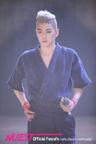 Baekho!