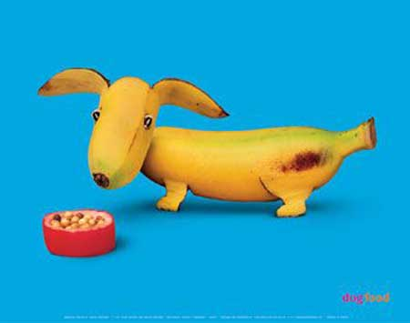 Random wallpaper called Banana Dog