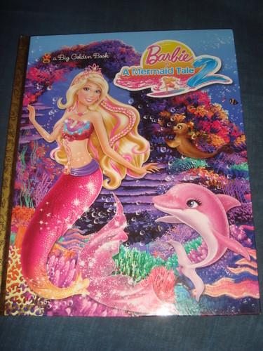 barbie in A Mermaid Tale 2 - Big Golden Book