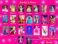 Barbie's Dress