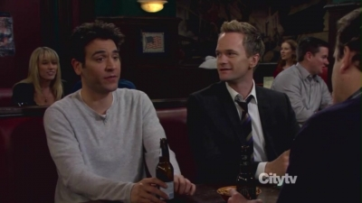 Barney Stinson images Barney and Ted <3 wallpaper and background photos
