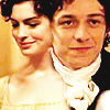 Becoming Jane foto probably containing a portrait entitled Becoming Jane