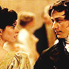 Becoming Jane photo probably with a business suit and a portrait called Becoming Jane