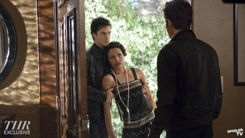 Before Sunset 3x21 - damon-salvatore Photo