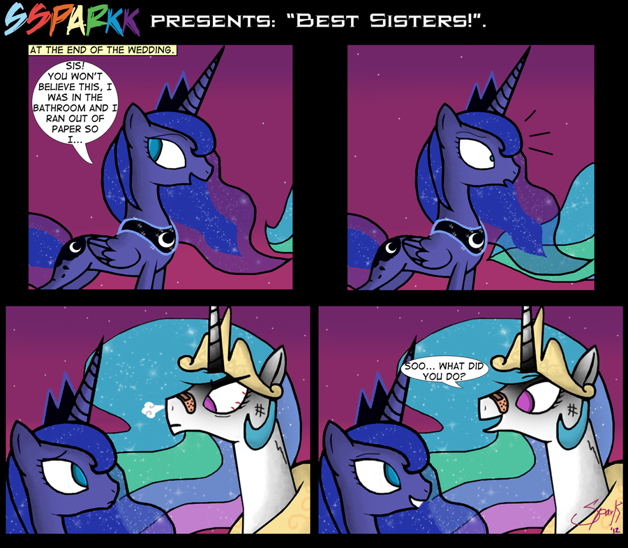Best Sisters My Little Pony Friendship Is Magic Fan Art