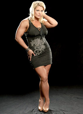 beth phoenix wallpaper probably containing a leotard and tights entitled Beth Phoenix Photoshoot Flashback