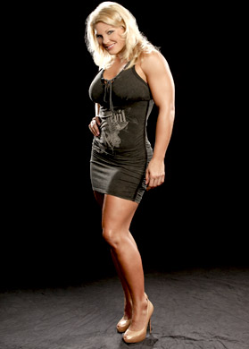beth phoenix wallpaper probably containing a leotard, tights, and a bustier called Beth Phoenix Photoshoot Flashback