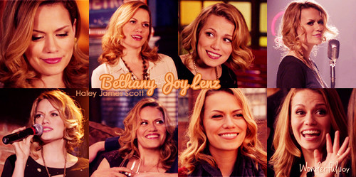 Bethany Joy Lenz as Haley James Scott ♥ - one-tree-hill Fan Art