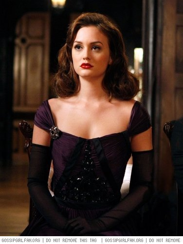 Blair Waldorf wallpaper probably with a bustier and a cocktail dress entitled Blair