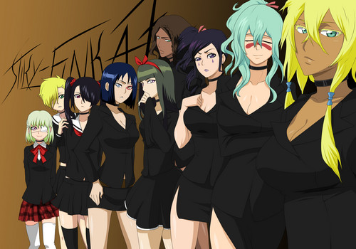 Bleach ladies