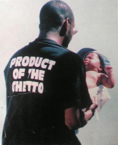 Bobby Brown and baby Bobbi Kristina