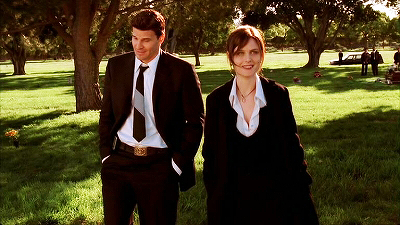 Booth and Brennan <3